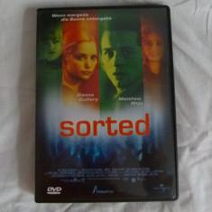 Sorted - dvd - Film actiune Altele, Altele