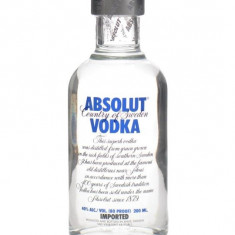Bautura Vodka Absolut 50ml