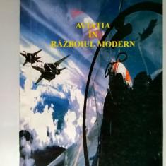 Florian Rapan - Aviatia in razboiul modern - Istorie