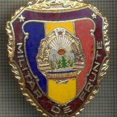 ZET 714 INSIGNA,, MILITAR DE FRUNTE
