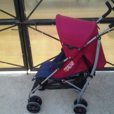 Mamas & Papas, Red Chili, carucior sport copii 0 - 3 ani - Carucior copii Sport Altele, Altele