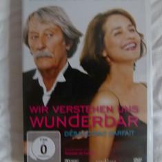 Wir verstehen uns wunderbar - dvd - Film drama Altele, Altele