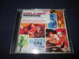 Various - World Beat Sessions _ dublu cd , compilatie _ Sessions (UK)