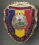 "ZET 770 INSIGNA ,,MILITAR DE FRUNTE"" - PERIOADA RSR - PENTRU NOSTALGICI"