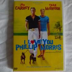 I love you Phillip Morris - dvd - Film comedie Altele, Altele