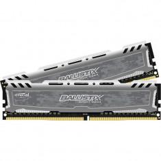 Memorie Crucial Ballistix Sport LT 8GB DDR4 2400MHz CL16 Dual Channel Kit - Memorie RAM