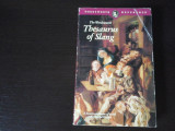 The Wordsworth Thesaurus of Slang -  Lewin, Wordsworth Reference, 1994, 456 p