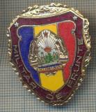 "ZET 745 INSIGNA ,,MILITAR DE FRUNTE"" - PERIOADA RSR - PENTRU NOSTALGICI"