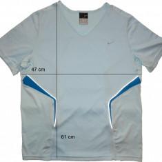 Tricou sport NIKE DriFit, original (copii 152/158 cm) cod-445043 - Echipament fotbal Nike, Marime: Marime universala, Tricou fotbal