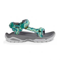 Sandale pentru femei Teva Terra Fi 4 Palopa Sea Green (TVA-1004486-PSGN) - Sandale dama Teva, Culoare: Verde, Marime: 39, 40