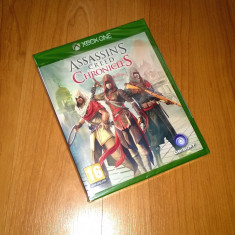 Joc Xbox One - Assassin's Creed Chronicles Trilogy, sigilat - Jocuri Xbox One