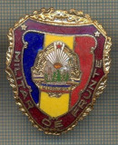 "ZET 692 INSIGNA ,,MILITAR DE FRUNTE"" - PERIOADA RSR - PENTRU NOSTALGICI"