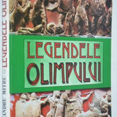 Legendele Olimpului - Alexandru Mitru - 1998 vol. I - Carte mitologie