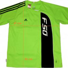 Tricou sport fotbal ADIDAS ClimaLite, deosebit, ca nou (copii 164 cm) cod-445214 - Set echipament fotbal Adidas, Marime: Marime universala