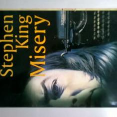 Stephen King - Misery {Nemira, 1995} - Carte politiste