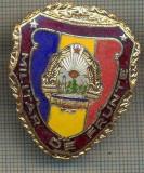 "ZET 778 INSIGNA ,,MILITAR DE FRUNTE"" - PERIOADA RSR - PENTRU NOSTALGICI"