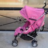 Silver Cross / Pink Rose / carucior sport copii 0 - 3 ani - Carucior copii Sport, Altele