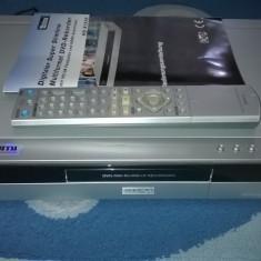 DIGITAL SUPER SLIMLINE MULTIFORMAT DVD RECORDER TEVION CU HDD DE 160 GB - Media player