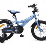Bicicleta 16Inch Byox DEVIL Albastru - Bicicleta copii