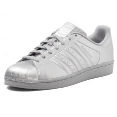 Adidas Superstar  - gri metalizat- garantie - BB1461