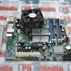 Placa de baza 775 DDR2 Intel DQ45CB DVI-I, DVI-D Cadou Cooler, Port Com, Pentru INTEL, LGA775, Mini-ATX