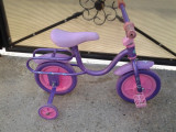 "Sofia the First / bicicleta copii 10"" (2 - 4 ani)"