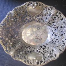 Fructiera superba - Metal/Fonta, Ornamentale