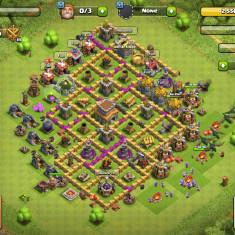 Vand cont de clash royale si clash of clans - Jocuri PC