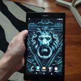 Tableta slim Sony Z3 Compact cu sim 4G impecabila - Tableta Sony Xperia Tablet Z