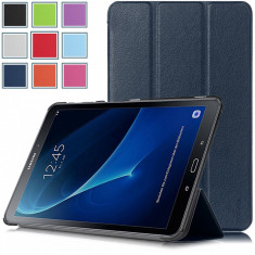 Husa Ultra Slim Samsung Galaxy Tab A 10.1 T580 T585 albastra (cod:USLD58)