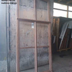 Ferestre lemn ( mahon) - Fereastra