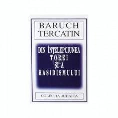 Baruch Tercatin - Din intelepciunea Torei si a Hasidismului - Carti Iudaism