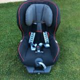 Scaun auto Porsche pentru copii 9-18kg - Scaun auto copii, 1 (9-18 kg), In sensul directiei de mers, Isofix