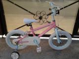 """Pink Fairies - bicicleta copii 14"""" (4-7 ani), 1"""