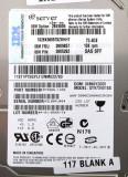 IBM 26K5657 Seagate ST973401SS 73 GB 2,5 inchi SAS Drive cu Sled