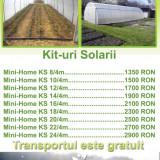 Solarii legume - Sera