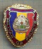 "ZET 784 INSIGNA ,,MILITAR DE FRUNTE"" - PERIOADA RSR - PENTRU NOSTALGICI"