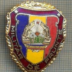 ZET 784 INSIGNA,, MILITAR DE FRUNTE