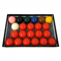 Set de bile snooker 52, 4 mm
