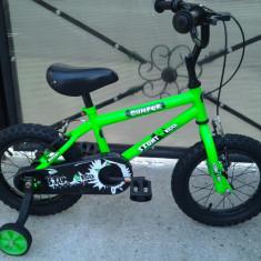 Bumper Stund Rider, bicicleta copii 14