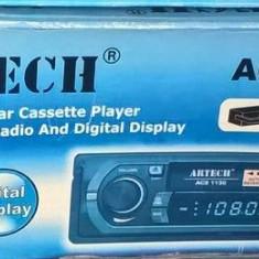 Radio FM auto cu caseta ARTECH 1130