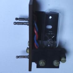 Un bec proiectie microscop ie proiectie philips 6v 30w pe suport interschimbabil