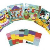 Set Creativ - Mozaic - Sarbatori Memorabile - Janod