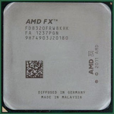 Procesor Gaming AMD Vishera, FX-8320 3.5GHz Turbo 4.0GHz AM3+ 8Nuclee Octa Core, AMD FX, 8