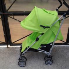 Zeta Voom, Verde, carucior sport copii 0 - 3 ani - Carucior copii Sport Altele, Altele