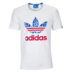 Tricou Adidas International-Tricou Original-Tricou Barbat-S98639 - Tricou barbati Nike, Marime: S, M, L, Culoare: Din imagine, Maneca scurta