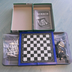 SAH magnetic portabil - Set sah