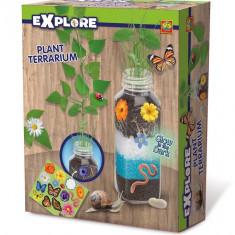 Ses Explore - Terariu Pentru Plante - Jocuri Stiinte