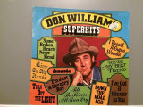 DON WILLIAMS - SUPERHITS (1979/MCA REC/West GERMANY) - VINIL/IMPECABIL, universal records