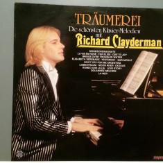 RICHARD CLAYDERMAN - DAY DREAMING (1979/DECCA REC/GERMANY) - VINIL/IMPECABIL - Muzica Clasica decca classics